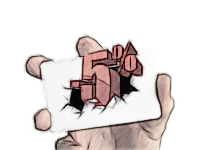 Прием маркетинга №32: визитка со скидкой