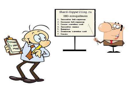 Ключевые моменты в SEO-копирайтинге