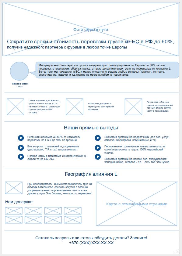 Как составить коммерческое предложение: образец, примеры и шаблоны | Копирайтинг c Шардаковым